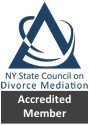 NYS council of divorce mediation