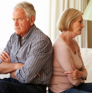 older couples Divorcing Later in Life
