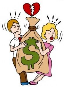 cost comparison of court divorce & divorce mediation